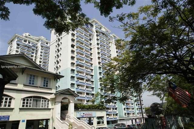 Vista Komanwel B Bukit Jalil Malaysia Condominium Directory
