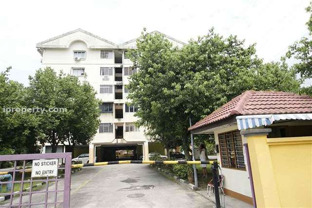 Teratai Mewah Apartment Block 42 - Photo 1