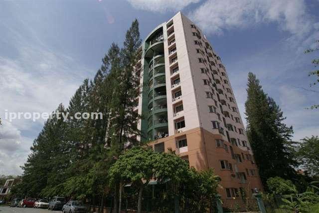 City Garden Palm Villa Condominium Ampang Malaysia
