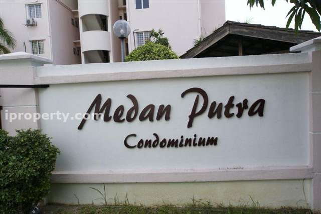 Medan Putra Condominium - Photo 1