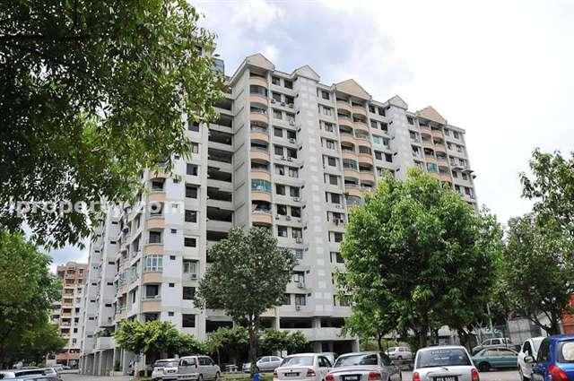 Taman jelutong jelutong malaysia condominium directory for Casa jardin jalan damai