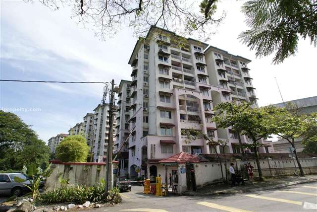Ixora Apartments  Bukit Bintang