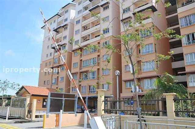 Delima Intan Apartment Butterworth Malaysia Condominium