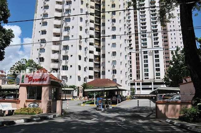 Sri permai jelutong malaysia condominium directory for Casa jardin jalan damai