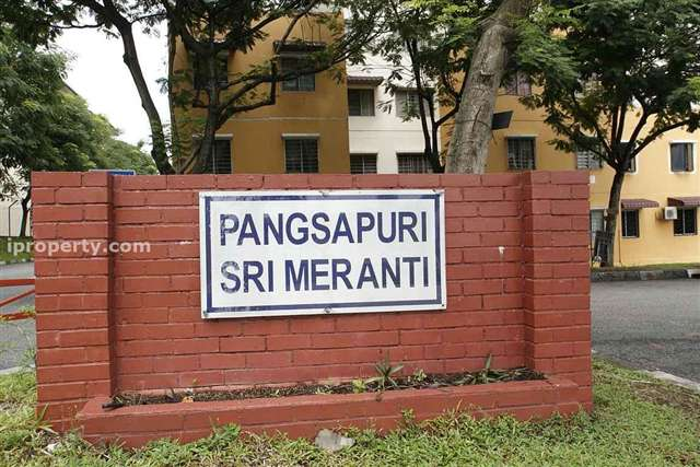 Pangsapuri Sri Meranti - Photo 1