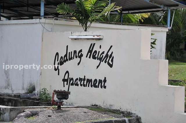 Gedung Heights Apartment - Photo 2