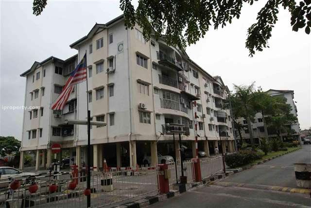 Cheras Perdana Apartment Block A, B, C - Photo 2