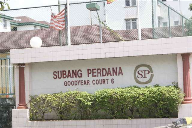 Subang Perdana Goodyear Court 6 - Photo 1