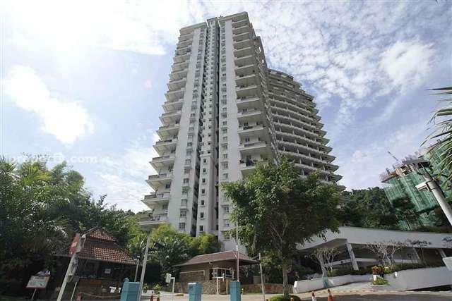Armanee terrace damansara perdana malaysia condominium for Armanee terrace 1