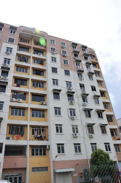 Taman meranti jelutong malaysia condominium directory for Casa jardin jalan damai