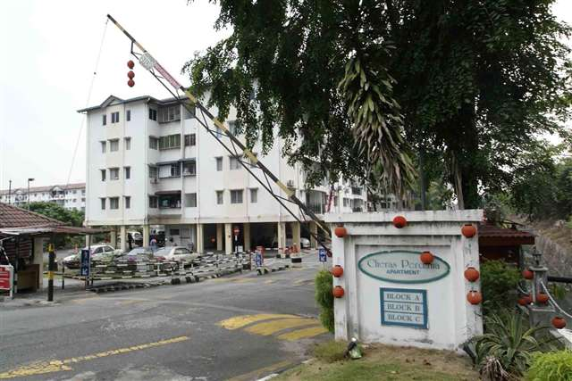 Cheras Perdana Apartment Block A, B, C - Photo 3