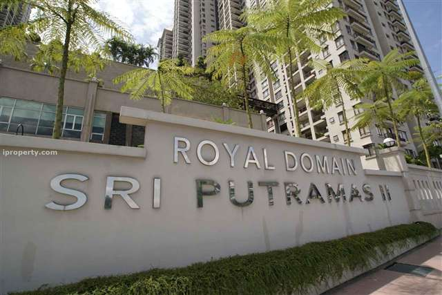 Royal Domain Sri Putramas 2  - Photo 1