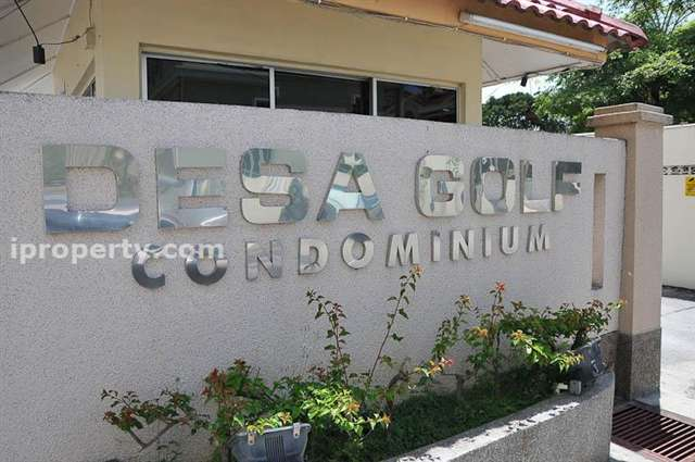 Desa Golf Condominium - Photo 1