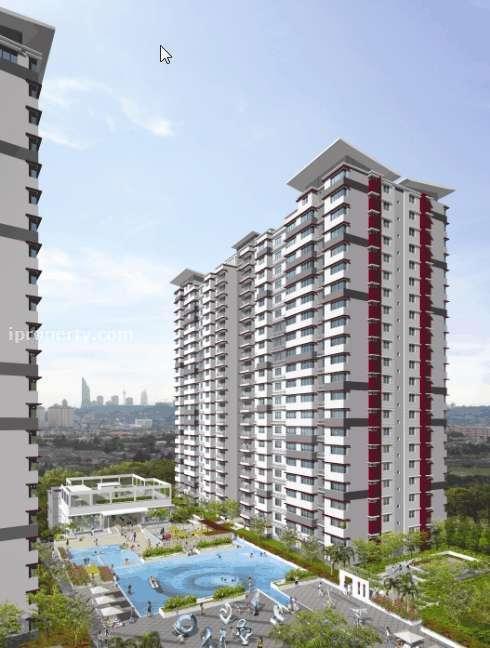 Koi kinrara suites puchong malaysia condominium directory for Koi kinrara swimming pool