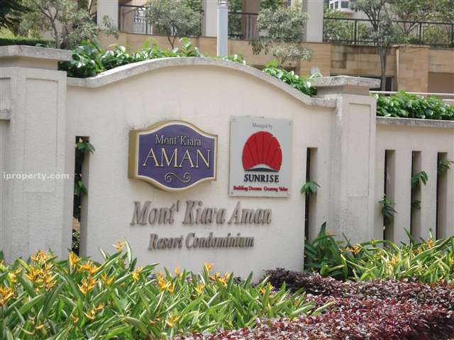 Mont Kiara Aman - Photo 1