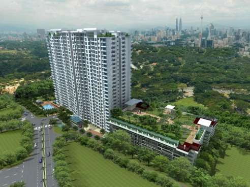 Setapak Green - Photo 1