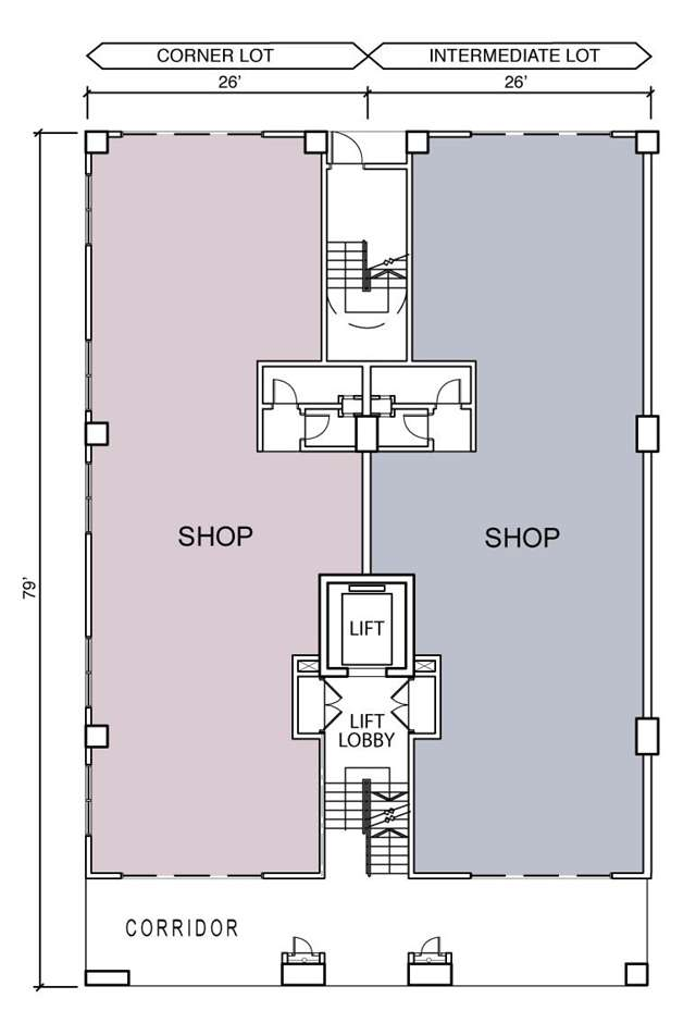 Shop Floor Plan