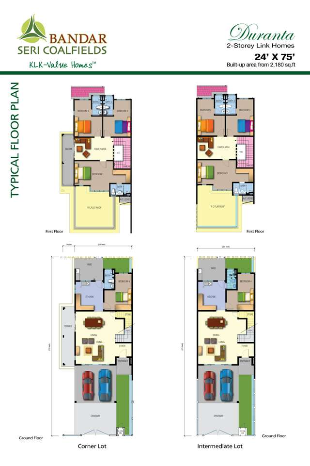 Duranta Floor Plan