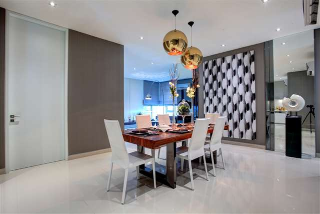 2.9m floor-to-ceiling height