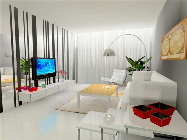 Type C Living Room