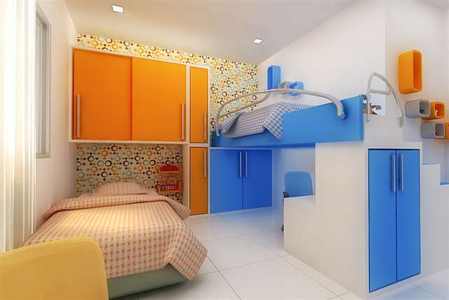 Bedroom-for kids