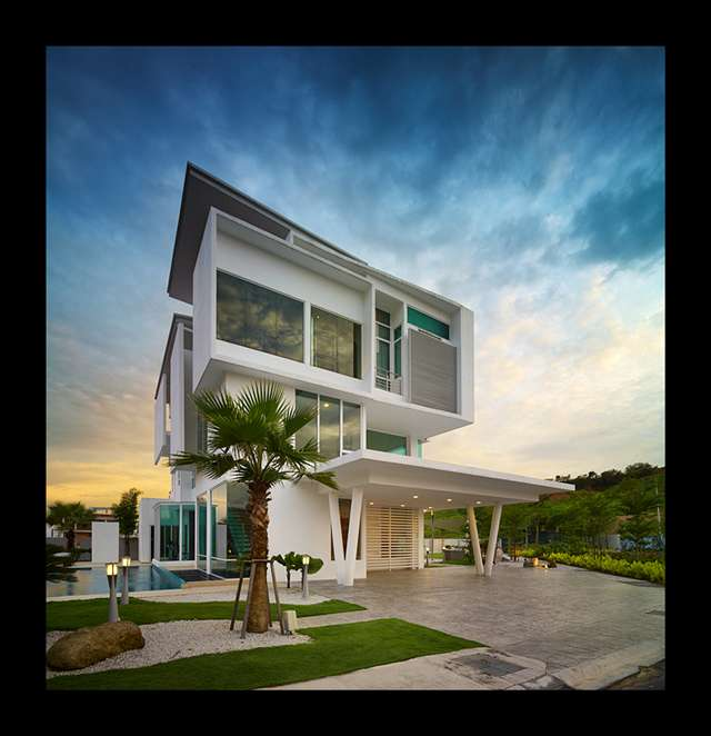 Exclusive Resort Homes in Cheras