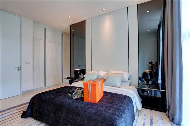 High quality built-in wardrobe in every bedroom