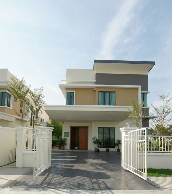 Double Storey Bungalow