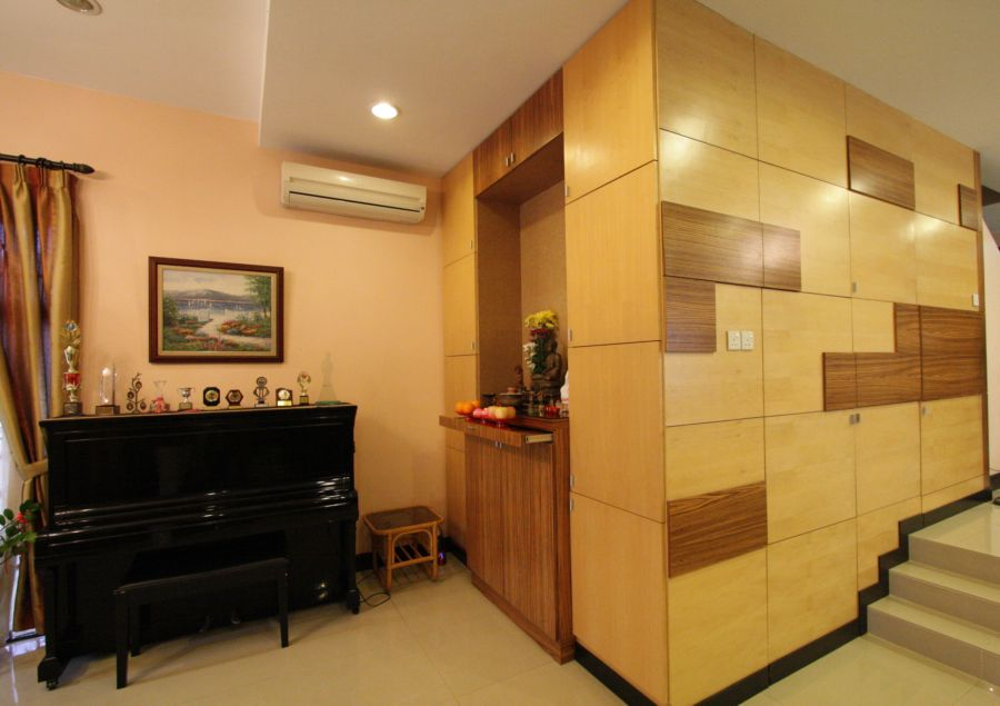 Interior Design Kitchen Cabinet Malaysia Type