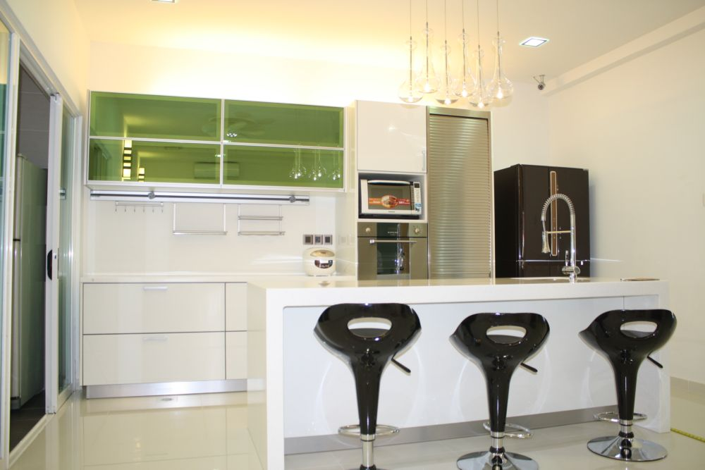 Kitchen design kitchen interior design malaysia home for Kitchen decoration malaysia