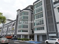 Parklane Commercial Hub, distance to Paradigm Mall, Kerling