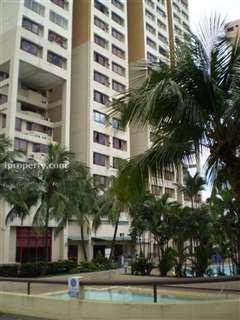 Faber Heights, Jalan Klang Lama, Taman Desa