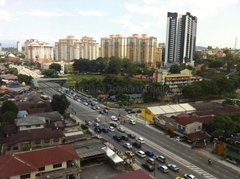 Tiara Mutiara / The Crown, Jalan Puchong, Old Klang Road