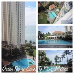Ocean Palms Condominium, Tanjung Kling, Tanjong Kling
