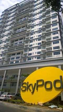 Skypod Residence, Bandar Puchong Jaya, Puchong