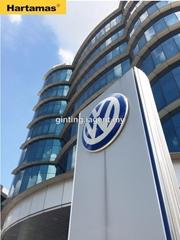 Wisma Volkswagen, Bangsar, Lorong Maarof, Bangsar