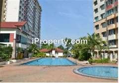 Nusa Perdana Service Apartments, Gelang Patah