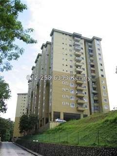 Condominium Ketumbar Heights, Jalan 6/95 B ,Taman Cheras,Taman Yulik, Cheras