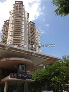 Seri Maya Condominium, Taman Setiawangsa, Ampang