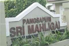 Pangsapuri Sri Mahligai, Shah Alam, Shah Alam