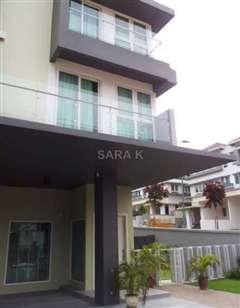 The Rafflesia, Damansara Perdana, Petaling Jaya