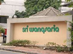 Sri Wangsaria, Bangsar, Bangsar