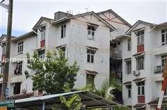 Gedung Heights Apartment, Bayan Baru, Bayan Baru