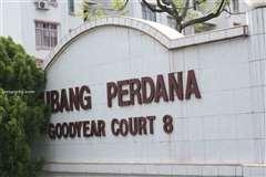 Subang Perdana Goodyear Court 8, Subang Jaya, Subang Jaya