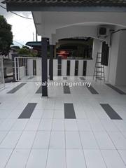 Taman Bertam Jaya Semi D House 1stry, melaka, Melaka Tengah