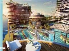 Harbour City Suite@Pulau Melaka, , Bandar Hilir