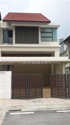 Villa 33,Bukit Mandarina, Cheras