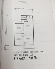Taman Kinrara Seksyen 1, Low Cost Flat,, Puchong