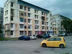 rista villa apartment taman putra perdana, , Puchong
