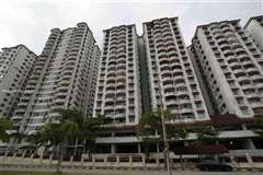 Bukit OUG Condominiums, OUG, Jalan Klang Lama